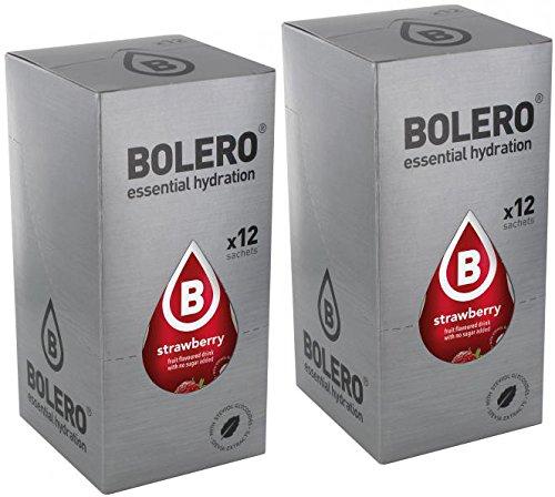 Bolero Drinks Strawberry 24 x 9g