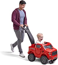 Step2 2-in-1 Ford F-150 Raptor | Kids Ride On Push Car | Red