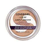 COVERGIRL & Olay Simply Ageless Instant Wrinkle-Defying Foundation, Natural Beige