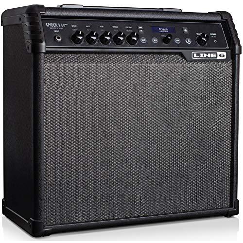 Line 6 Spider V60 MkII Combo para Guitarra Electrica 60w
