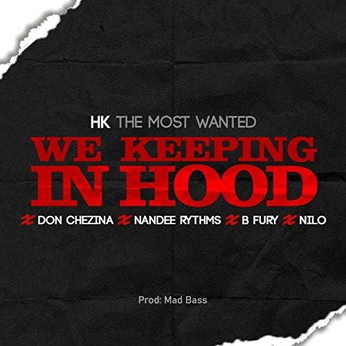 Don Chezina, HK The Most Wanted & Nandee Rhythms feat. B Fury & Nilo