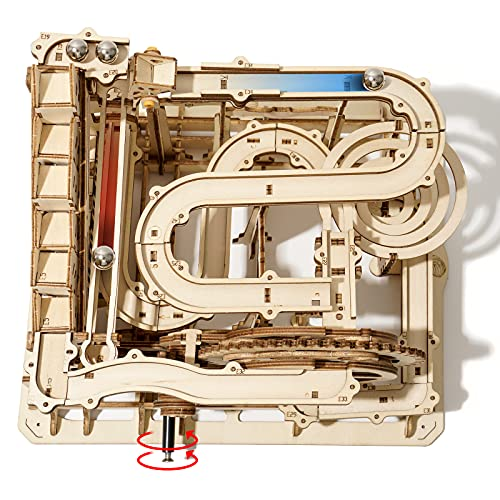 Robotime -   Murmelbahn Holz 3D