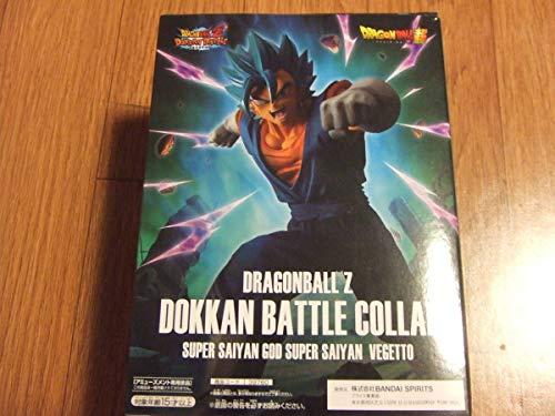 ドラゴンボールZ DOKKAN BATTLE COLLAB ドッカンバトルコラボ 超サイヤ人ゴッド ベジット フィギュア