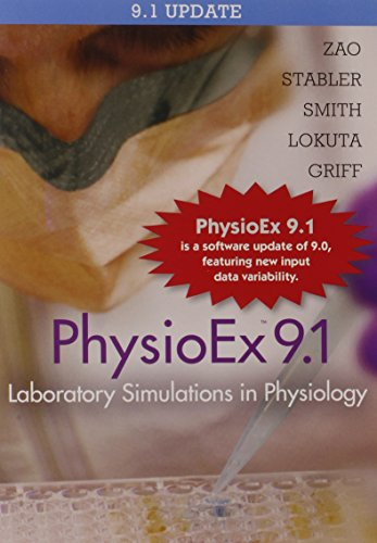 PhysioEx 9. 1 CD-ROM (Integrated Component)