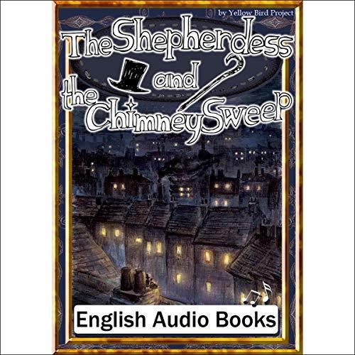 『The Shepherdess and the Chimney Sweep(エントツそうじとひつじかい・英語版)』のカバーアート