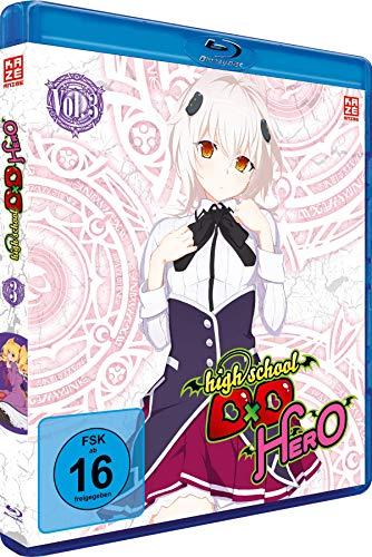 Highschool DxD: HERO - Staffel 4 - Vol.3 - [Blu-ray]