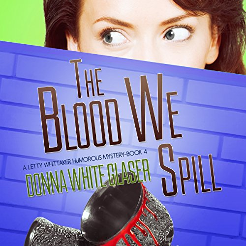 The Blood We Spill audiobook cover art
