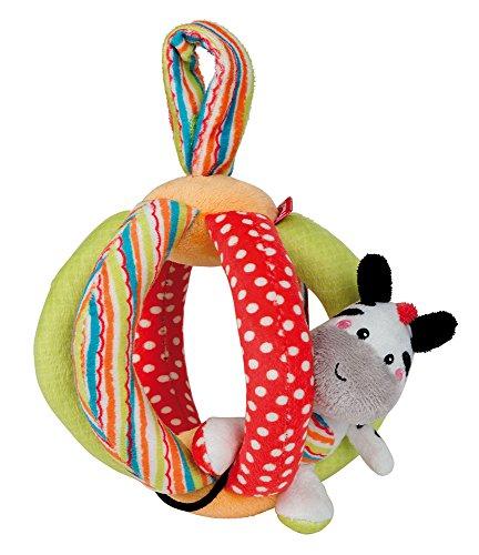 Happy People 40856 - Fisher Price Greifball mit Zebra
