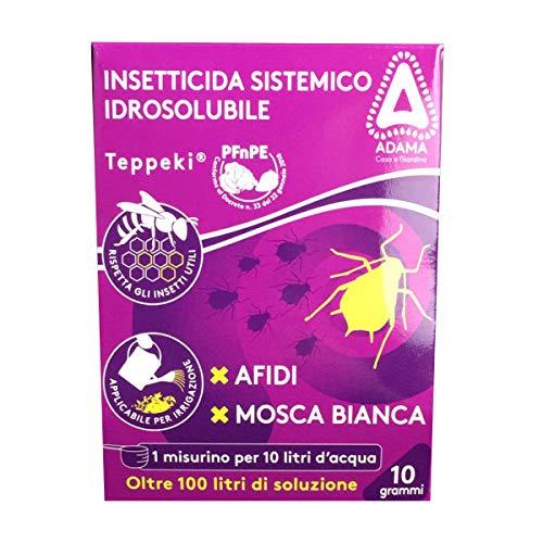 TEPPEKI insetticida sistemico idrosolubile 10 g PFNPE Contro afidi e Mosca Bianca