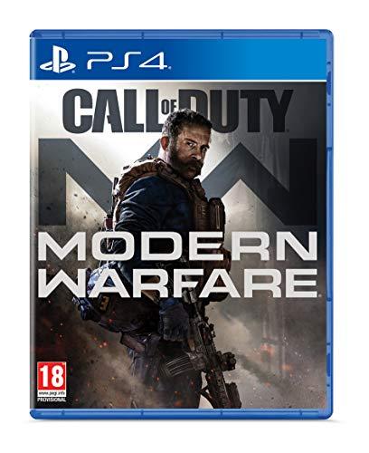 Call of Duty Modern Warfare - PlayStation 4 [Edizione: Regno Unito]