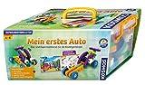 KOSMOS 606107 - Mein erstes Auto - Bau- und Experimentierset - hochwertiges Kleinkindspielzeug ab 4 Jahren -