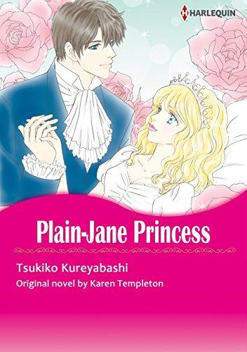 Plain-Jane Princess: Harlequin comics (English Edition)