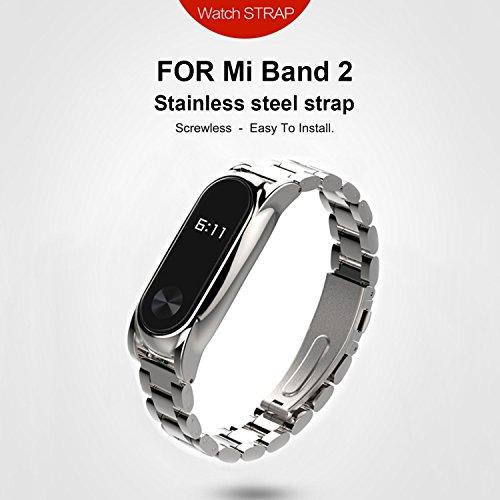 Correa de repuesto para pulsera inteligente Xiaomi Mi Band 2, accesorios para Xiaomi Mi Band 2