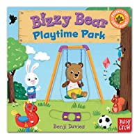 Bizzy Bear: Playtime Park by Benji Davies(2014-01-09)