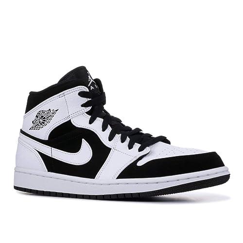 reputable site 3ed60 c1671 Nike Air Jordan 1 Mid Scarpe da Basket Uomo