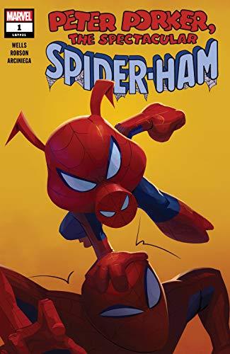 Spider-Ham (2019-) #1 (of 5) (English Edition)
