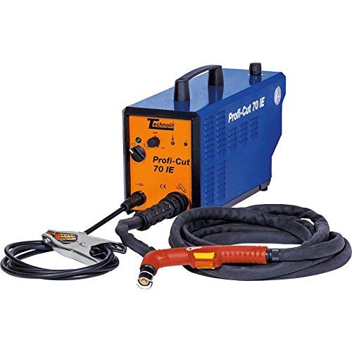 TECHNOLIT Profi Cut 70 IE Plasmaanlage Plasmaschneidanlage Plasmaschneider