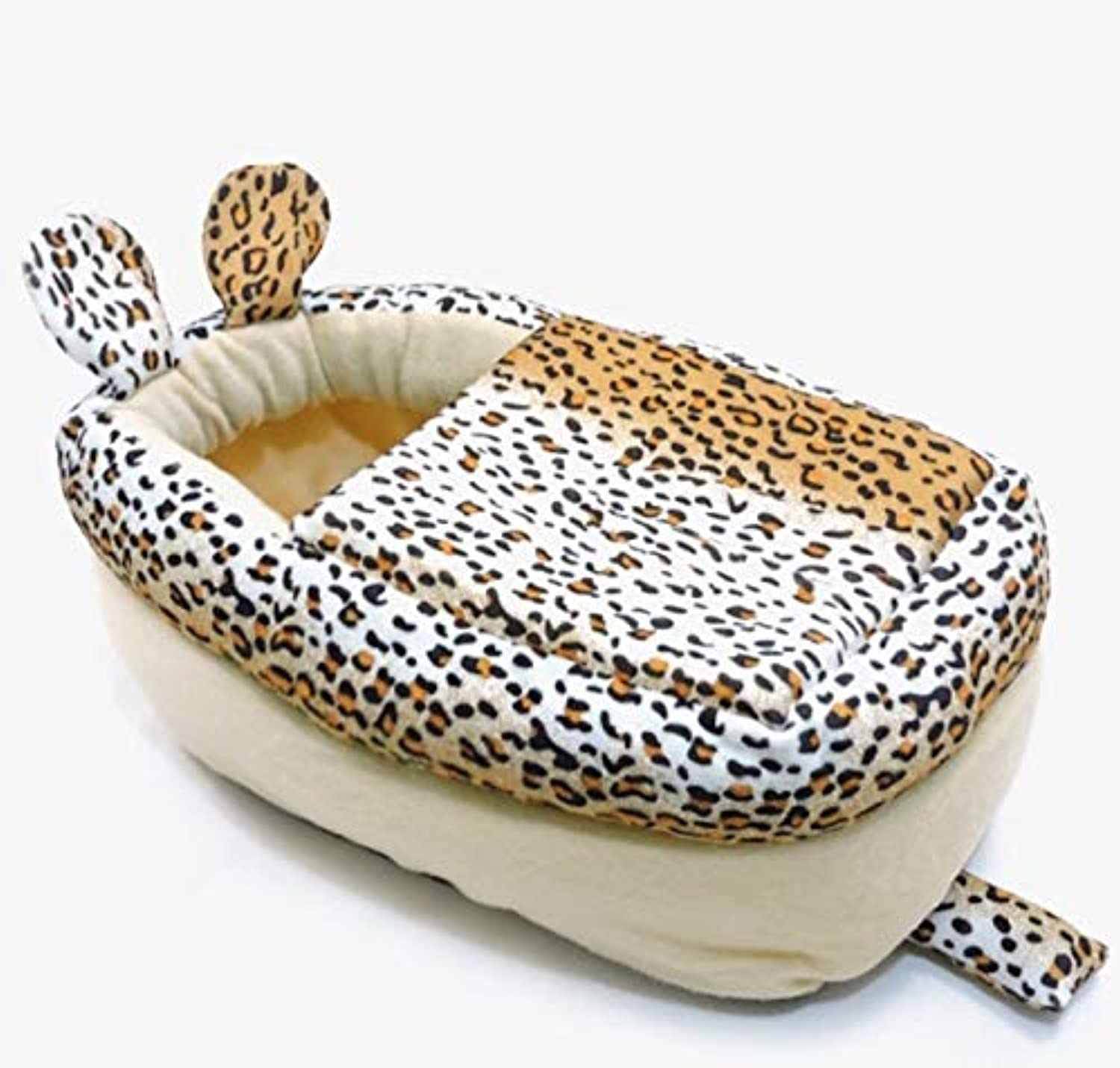 Cat Nest Four Seasons Universal Cat House Villa Cat House SemiEnclosed Small Dog Kennel Pet Products