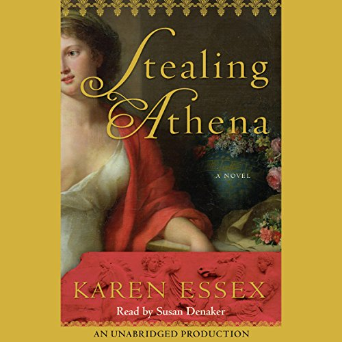 Stealing Athena audiobook cover art
