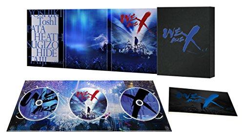 WE ARE X Blu-ray スペシャル・エディション(Blu-ray3枚組)