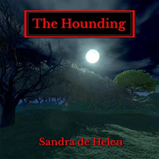 The Hounding audiobook cover art