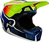 V3 Rs Wired Helmet Yellow S