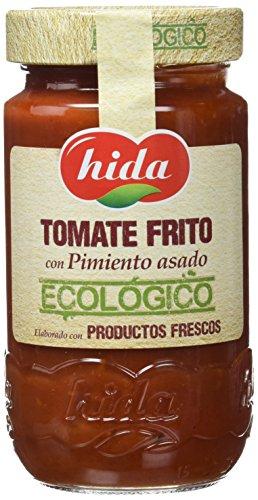 Hida Tomate Frito con Pimiento Asado Ecológico - Paquete de