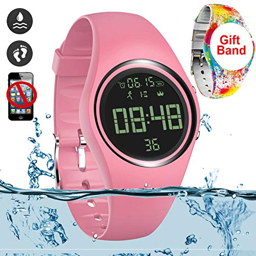 feifuns Smart Watch Non-Bluetooth Kid Pedometer Watch Sport Wristband...