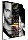 Instabuy Poster Silver Linings Playbook - Theaterplakat -