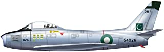 Hobby Master HA4311 North American F-86F-40 Sabre, Sqn Leader, Pakistan Air Force, 1965
