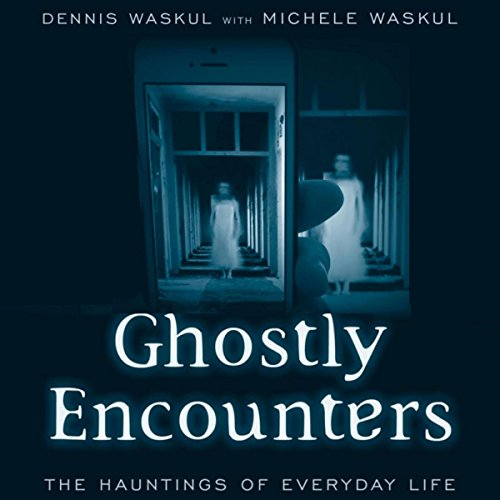 Ghostly Encounters audiobook cover art