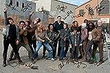 Pster pre firmado de The Walking Dead - 30x20 cm - N.0 2