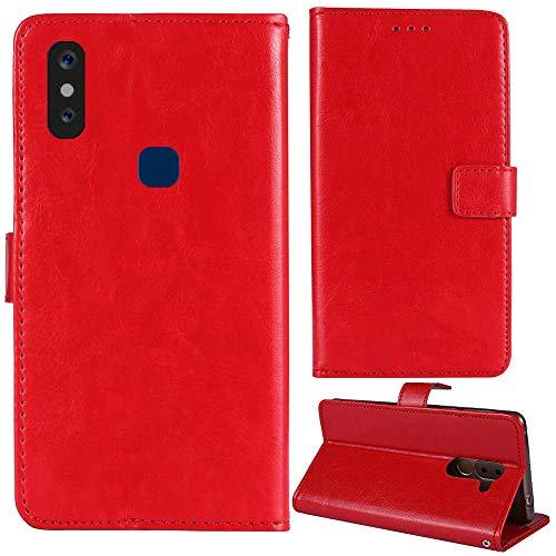 Lankashi Premium Retro Business Flip Book Stand Brieftasche Leder Tasche Schütz Hülle Handy Handy Hülle Für ARCHOS Oxygen 68XL 6.85