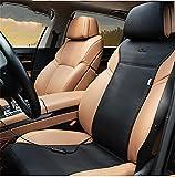 GAOFEI 12-Volt beheizbare Sitzauflage Auto Hot Cover Temperaturregler Auto Wärmer Heizung Heizkissen, Black