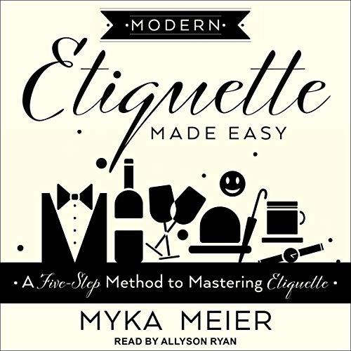 Couverture de Modern Etiquette Made Easy