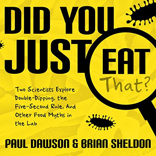 Did You Just Eat That?  By  cover art