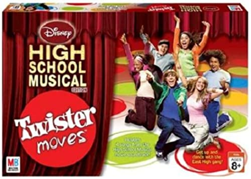 Twister Moves High School Musical