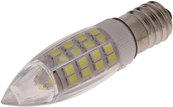 HOMYL Super Bright LED Corn Light Replaces Lamps Lighting Ceiling Fan Light Bulbs 5W - White - E14