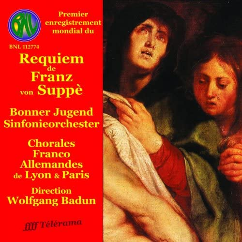 Jugendsinfonieorchester de Bonn, Wolfgang Badun & Chorale franco-allemande de Paris