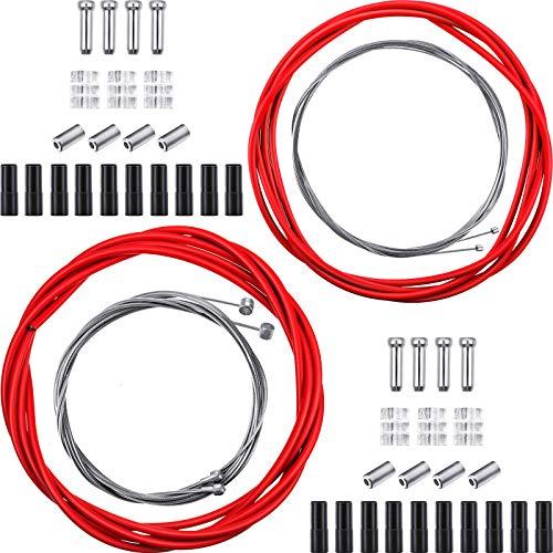 Kit de Línea de Transmisión de Bicicleta Universal Cable de Cambio de...