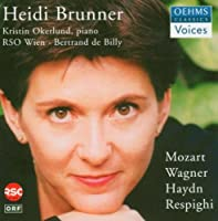 Mozart / Wagner / Haydn / Respighi: Concert and Opera Arias by Bertrand de Billy (2013-08-05)