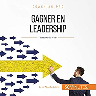 Couverture de Gagner en leadership