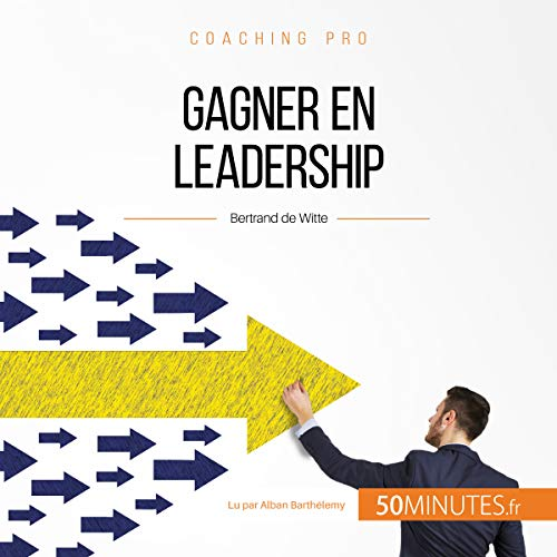 Gagner en leadership audiobook cover art