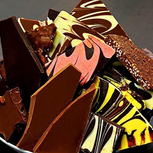 チュベ・ド・ショコラ 選べる割れチョコミックス 12種 1.0kg (ミルク多め)