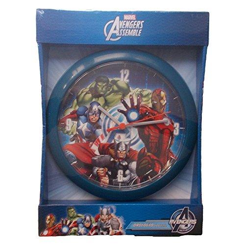 STAR LICENSING Marvel Avengers Uhr Wand UND UNTERSTÜTZUNG Diameter cm. 24 - 35824MARTELLO