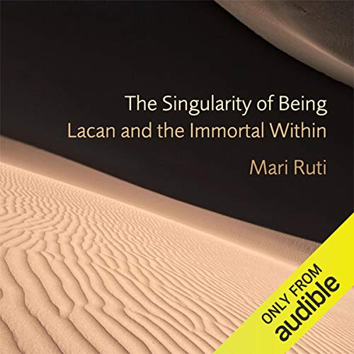 Couverture de The Singularity of Being