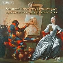 Telemann: Overtures (Overture In D Major) (Martin Gester, Arte dei Suonatori) (BIS: BIS1979) by Arte dei Suonatori