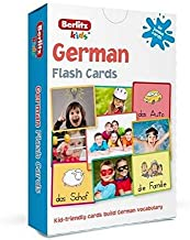 Berlitz Language: German Flash Cards (Berlitz Flashcards)