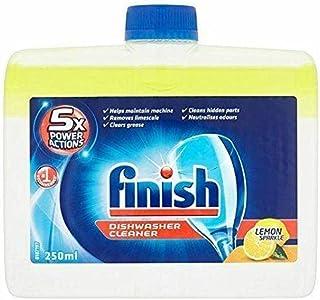 Finish Dishwasher Cleaner 250ml Lemon