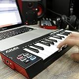 Immagine 1 akai professional lpk25 wireless tastiera